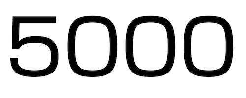 ブログが月間5000PVを超えたので、振り返りをします。